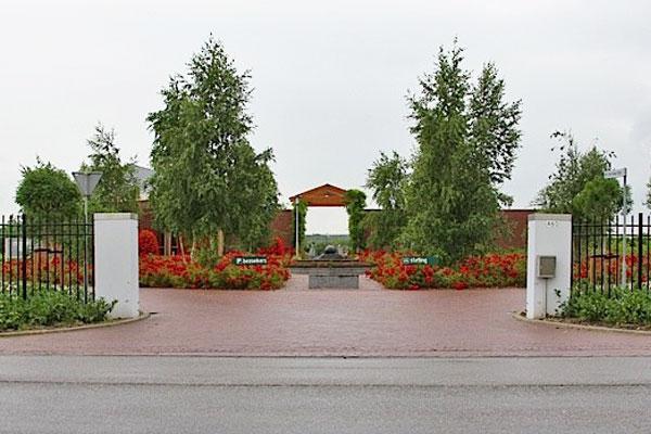 Begraafplaats Den Ouden Dijck - Barendrecht