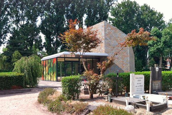 R.K. Crematorium st. Laurentius rotterdam