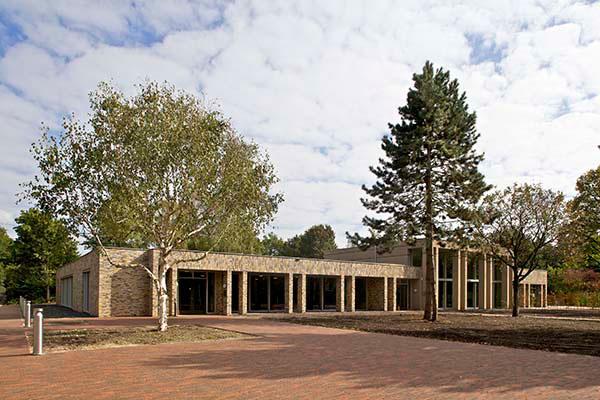 Crematorium Schollevaar - Capelle aan den IJssel