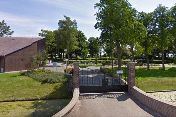 Crematorium rotterdam