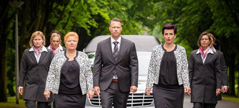 Begrafenis en crematie Rotterdam Barendrecht Oud Beijerland